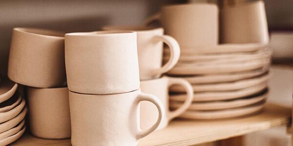 Mugs and Plates