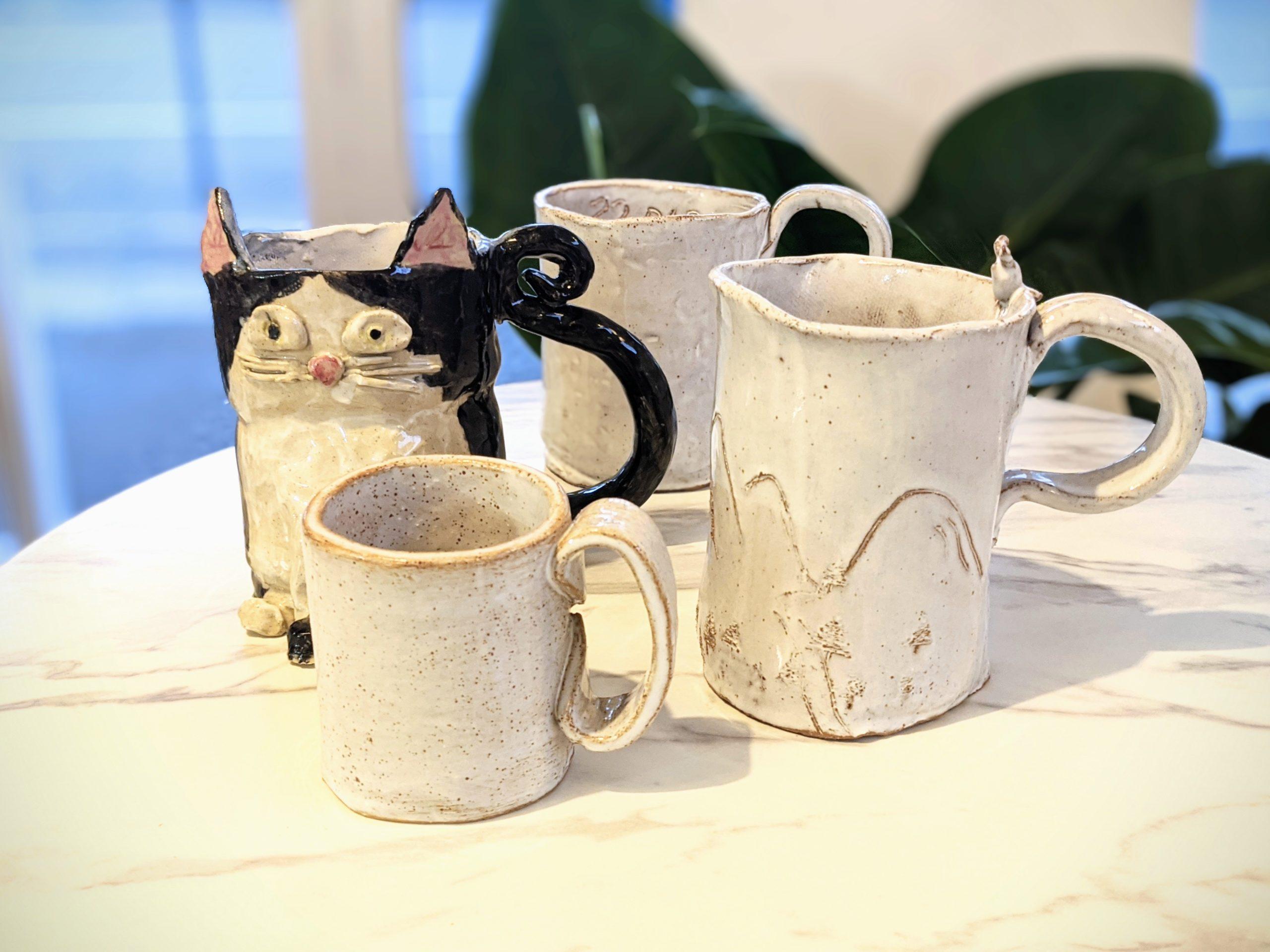 Centered Ceramics Mug Workshop